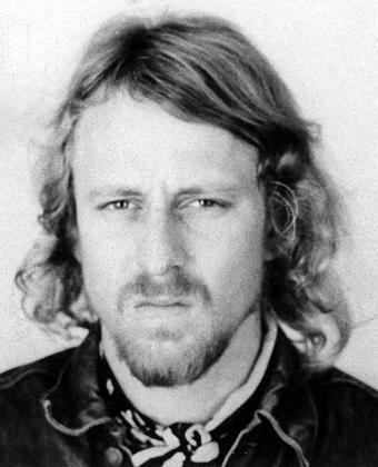 """Knut Folkerts (auf einem Polizeifoto aus dem Jahr 1974): """"Man muss befürchten, dass es nicht optimal lief"""""""