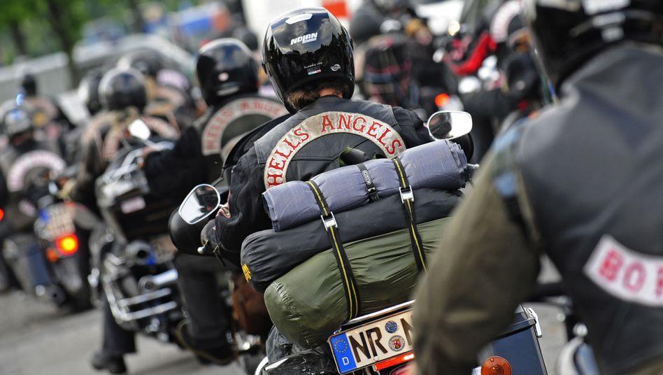 Rocker-Club Hells Angels: Wohnungsdurchsuchungen in Berlin