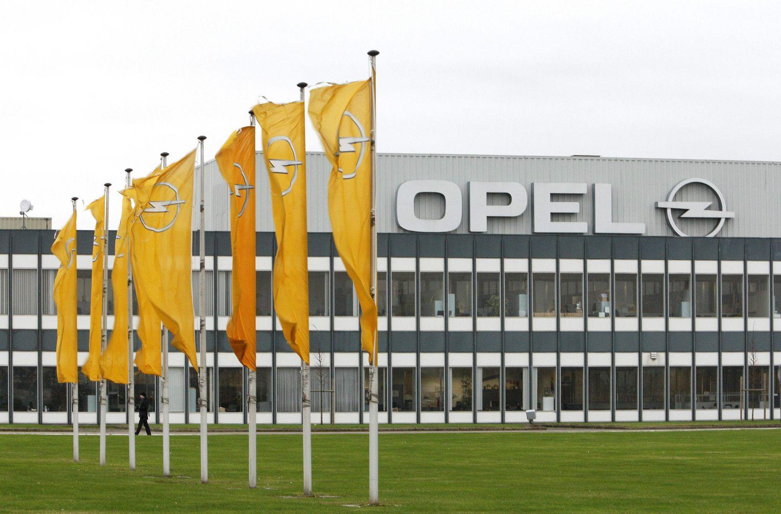 Opel / Belgien / Antwerpem