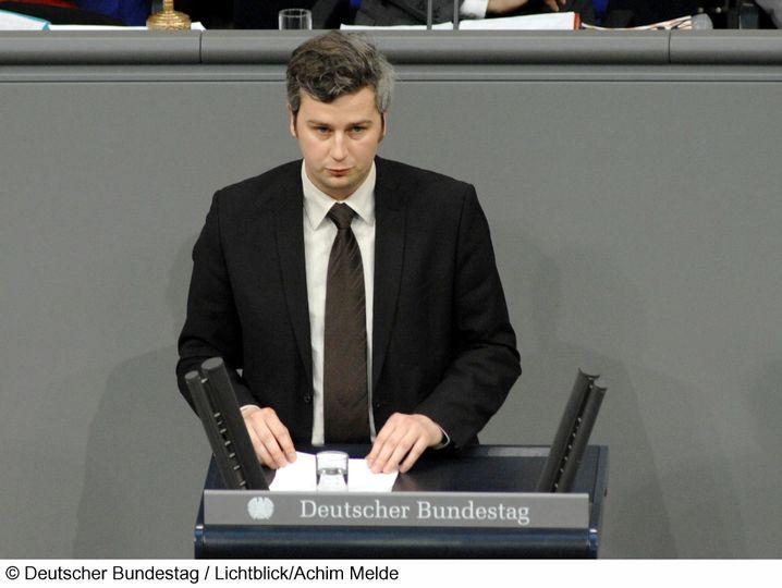 Sebastian Blumenthal, geboren 1974, sitzt erstmalig im Bundestag. Er ist IT-Berater