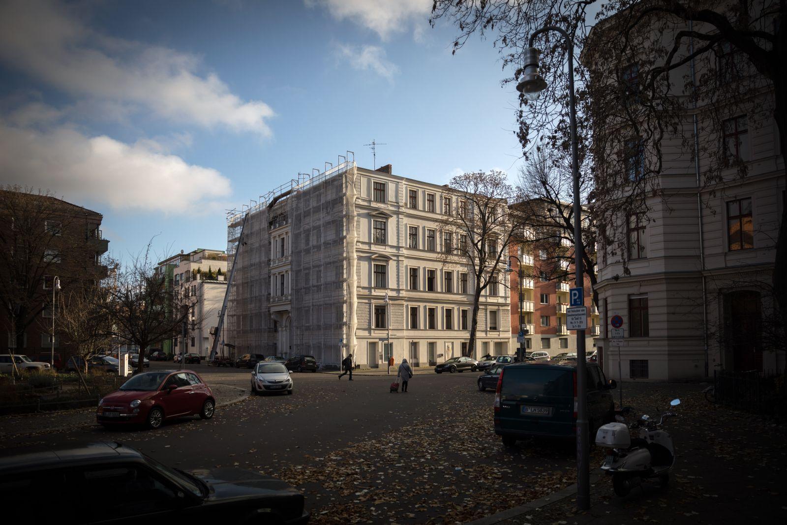 EINMALIGE VERWENDUNG Mietshäuser Syndikat