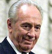 """Israel-Premier Schimon Peres: Angriff auf PLO-Hauptquartier """"moralisch gerechtfertigt"""""""
