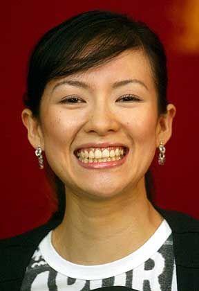 """Schauspielerin Zhang: """"Jeden Abend schloss ich mich in meinem Hotelzimmer ein und heulte"""""""