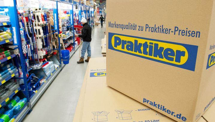 Boris Becker, Mike Krüger und Co.: Die Welt der deutschen Baumärkte