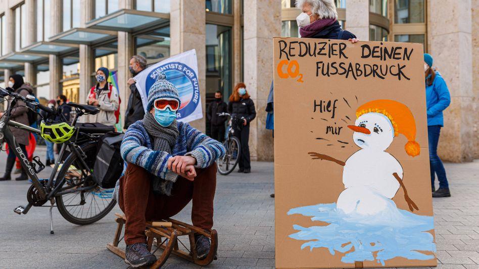»Fridays for Future«-Demo in Hannover: Die meisten sehen den Schutz von Wäldern und natürlichen Lebensräumen als Lösung im Kampf gegen den Klimawandel