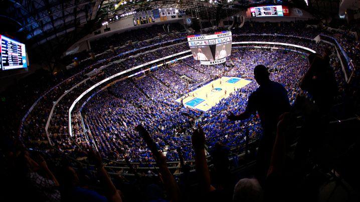 Dallas-Fans: Nur die Mavericks im Kopf