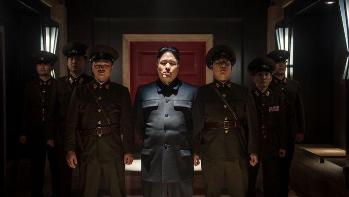 """The Interview"": Heul doch, Kim!"
