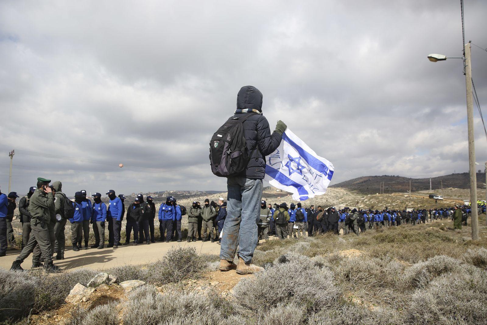 Israel / Jüdische Siedler