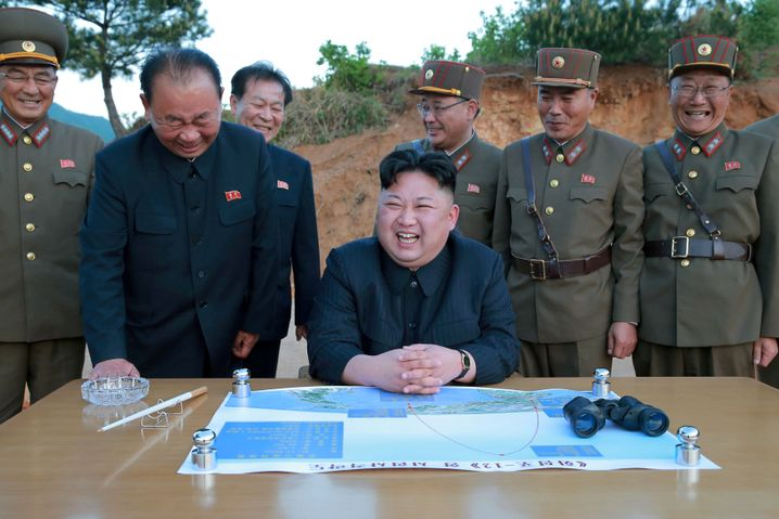 North Korean leader Kim Jong Un can boast that he has filfilled his family's legacy of seeking to create a nuclear weapon.