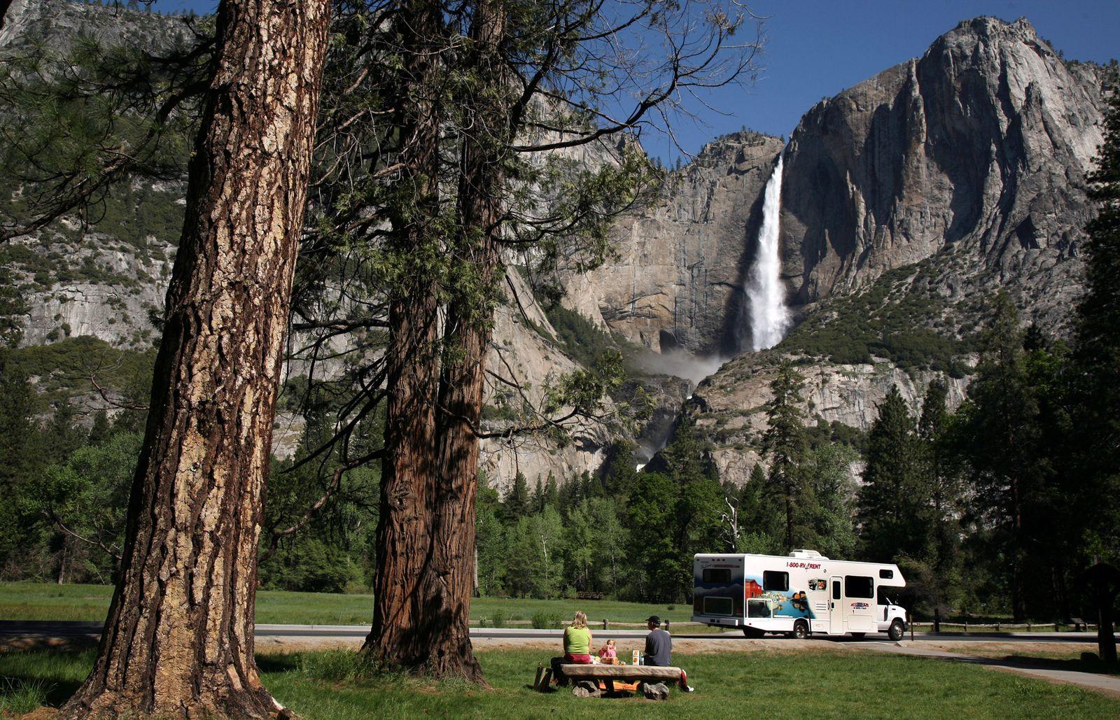 USA / Nationalpark / Yosemite