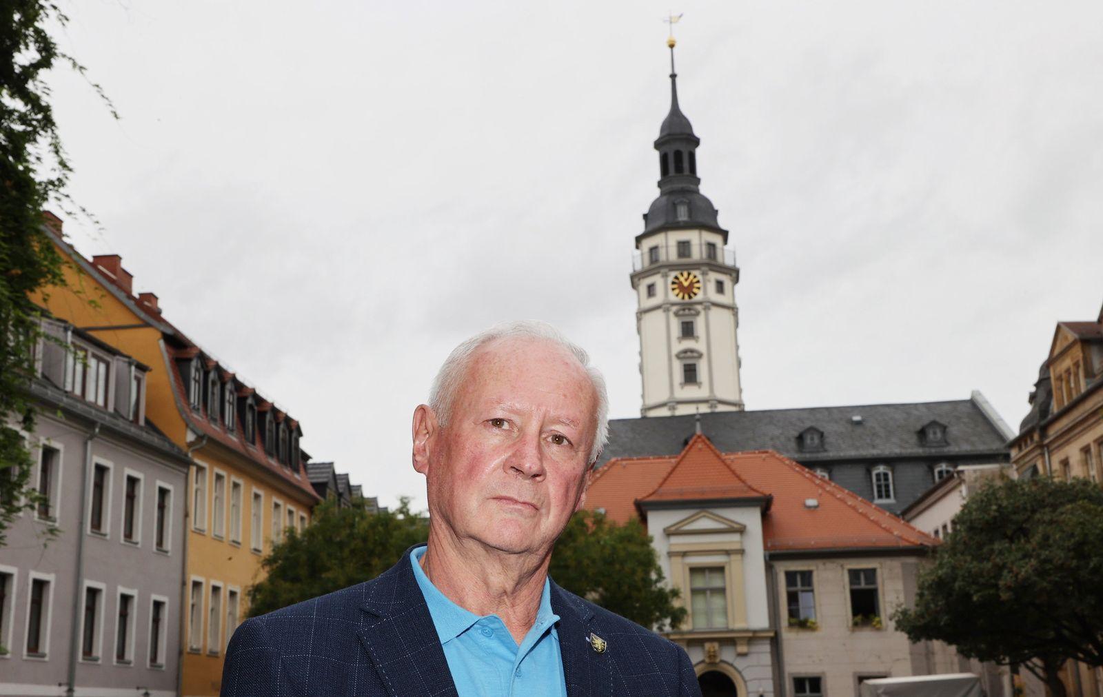 AfD-Mann an Spitze des Stadtrats Gera gewählt