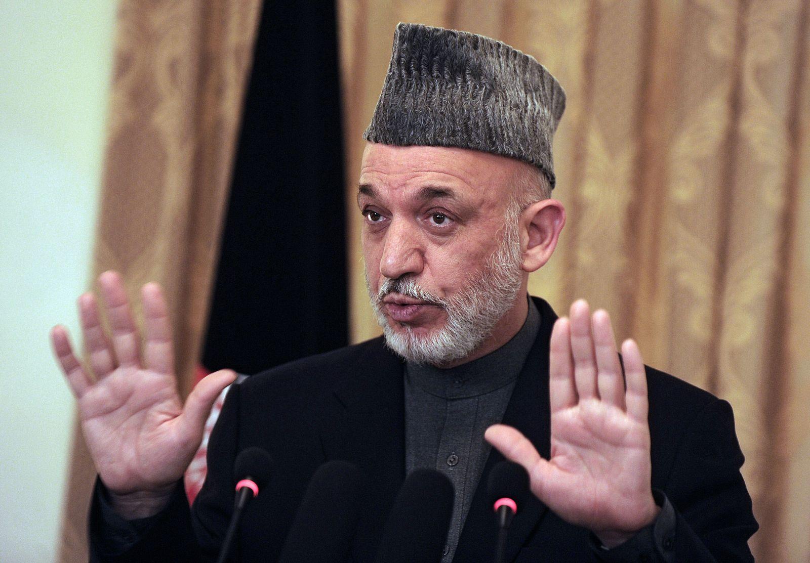 Karzai / PK