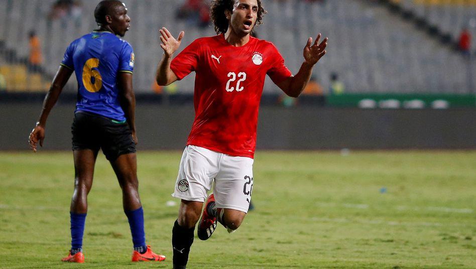 Amr Warda: Der Fußballer steht im Zentrum eines Belästigungsskandals in Ägypten