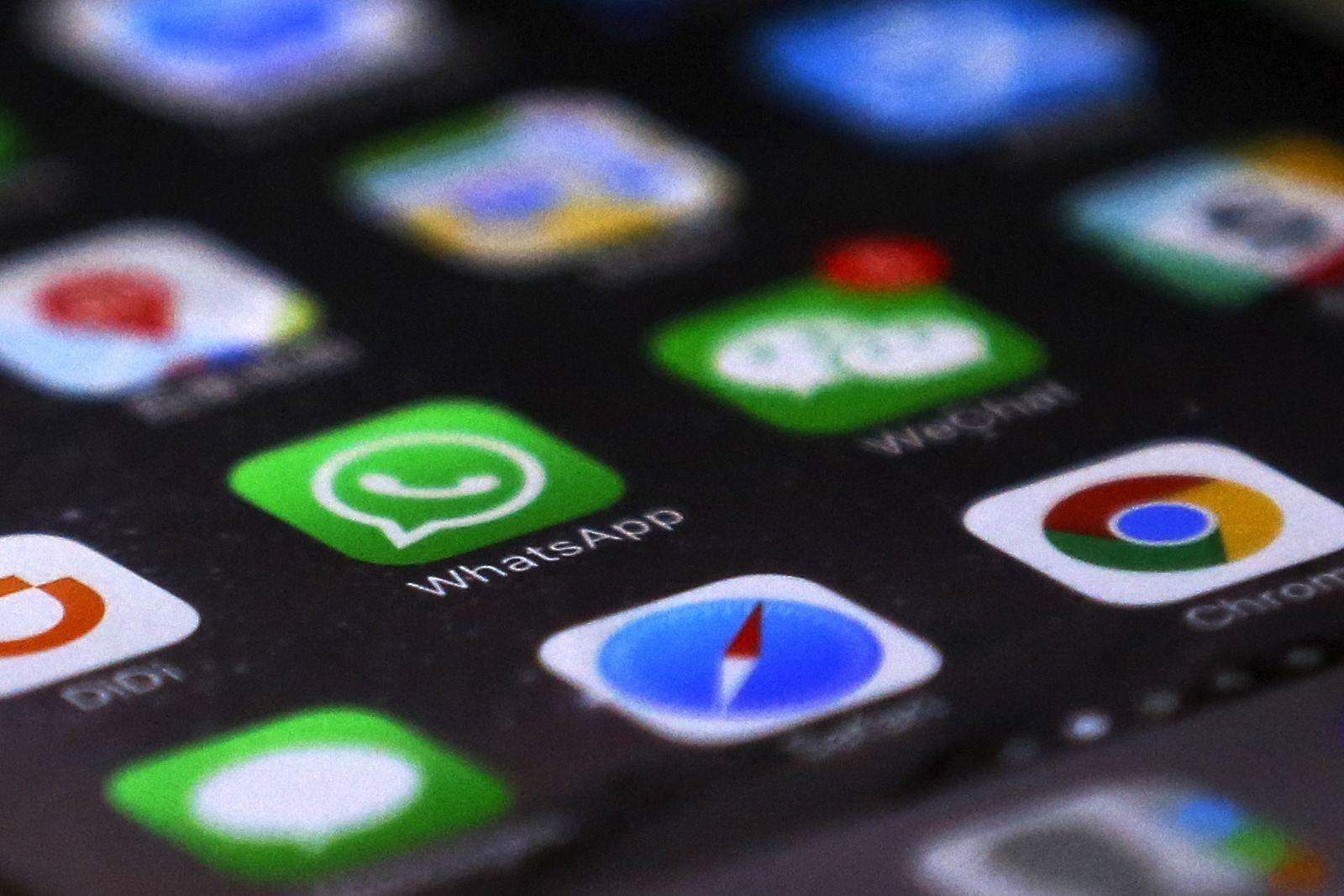 China Zensur / Smartphone / Apps