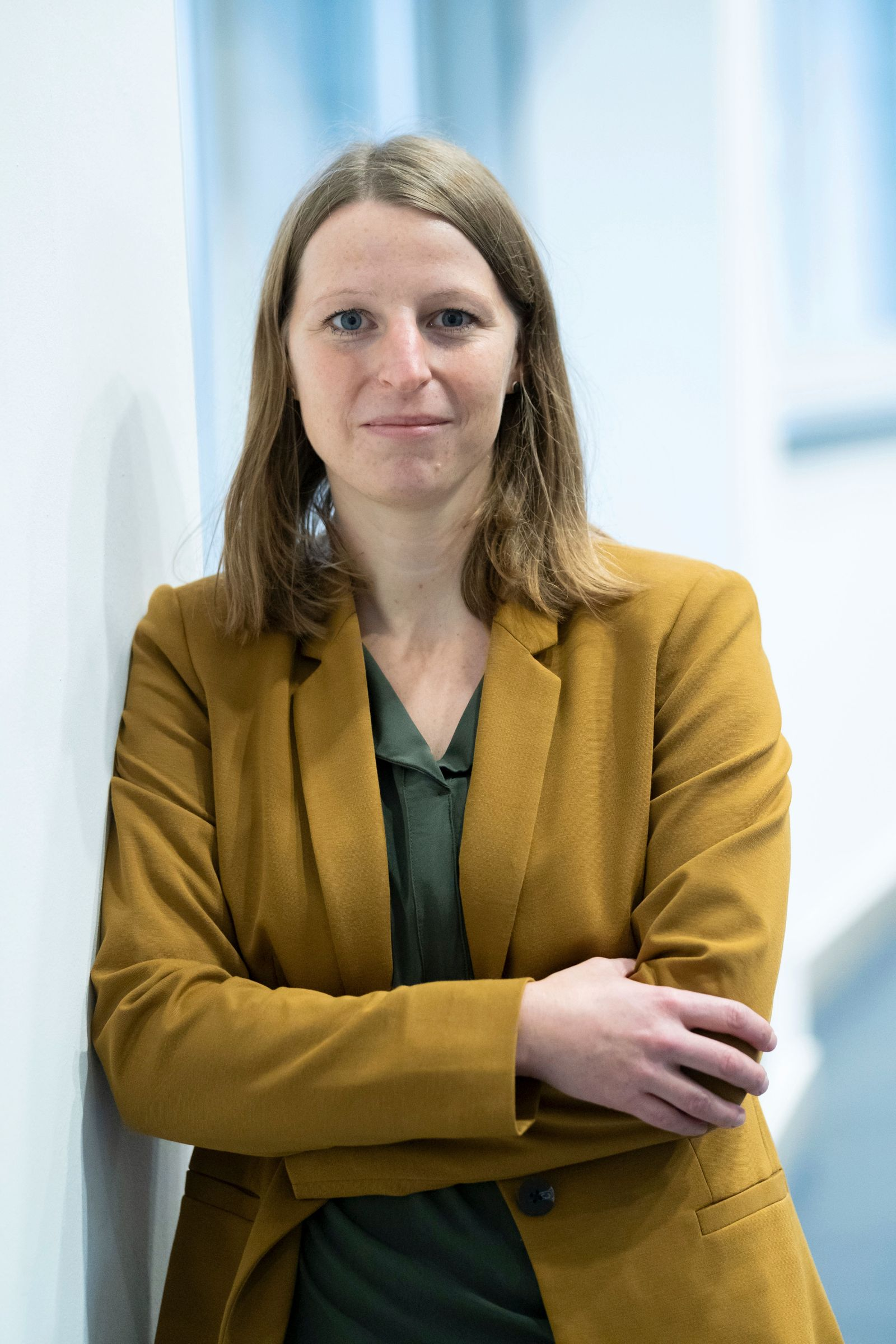 Radprofessorin Jana Kühl