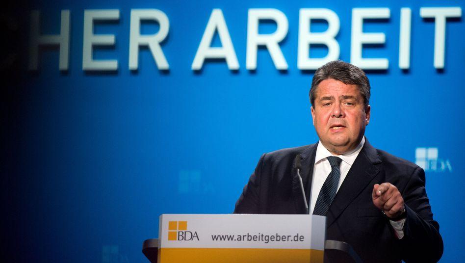 """SPD-Chef Gabriel: """"Die Kollegen in Österreich kommen vor Lachen nicht aus dem Schlaf"""""""