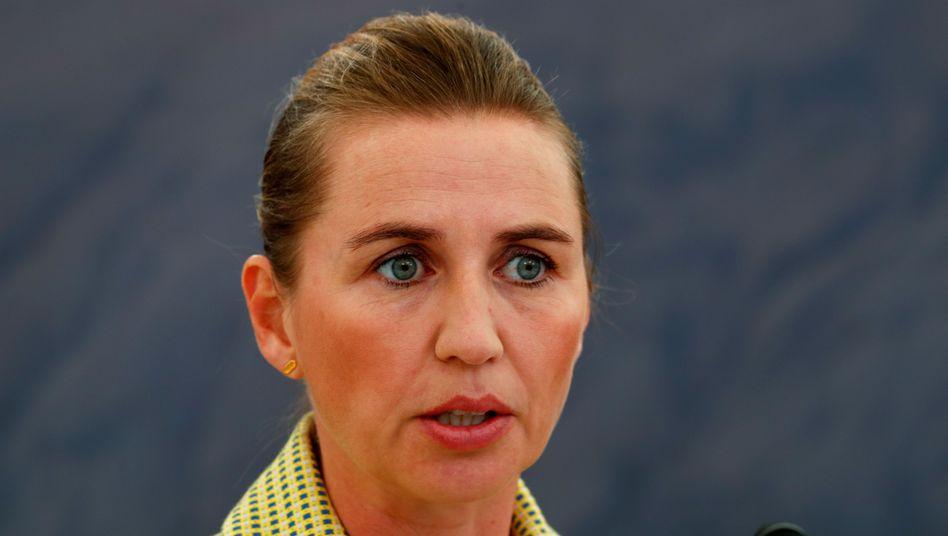 Dänemarks Ministerpräsidentin Mette Frederiksen
