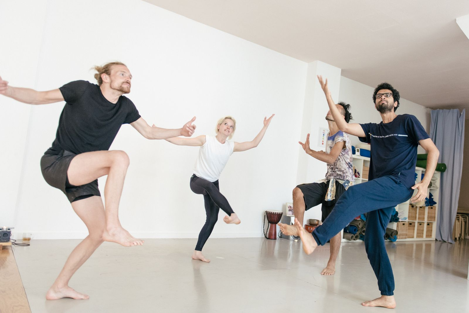 EINMALIGE VERWENDUNG Yoga / Butoh Yoga