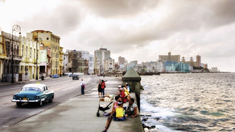 Uferstraße von Havanna: Seinem ehemaligen Anwalt schuldet er angeblich 80 Millionen Euro