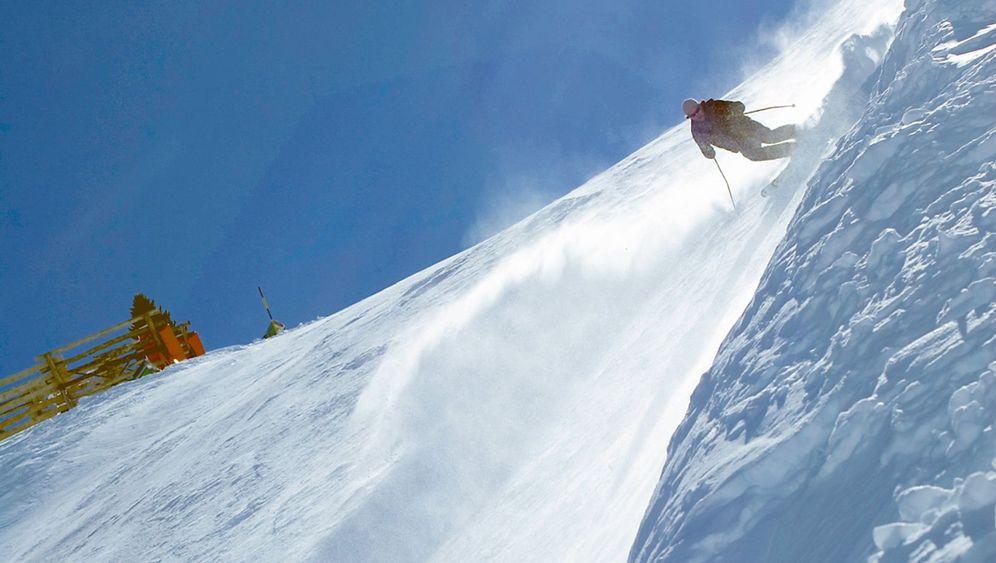 Zillertal: Die steilste Piste Österreichs