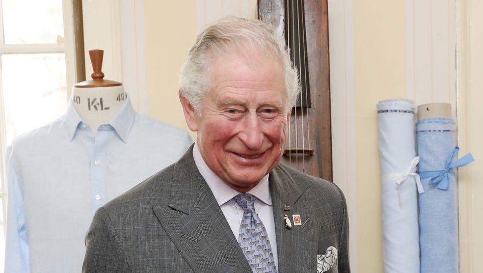 Prinz Charles über seine Figur: Er kämpft und kämpft und kämpft