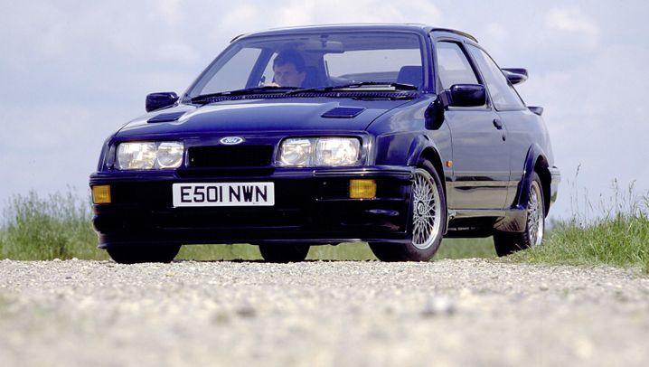 Günstige Oldtimer - Ford Sierra: Der biedere Ballermann