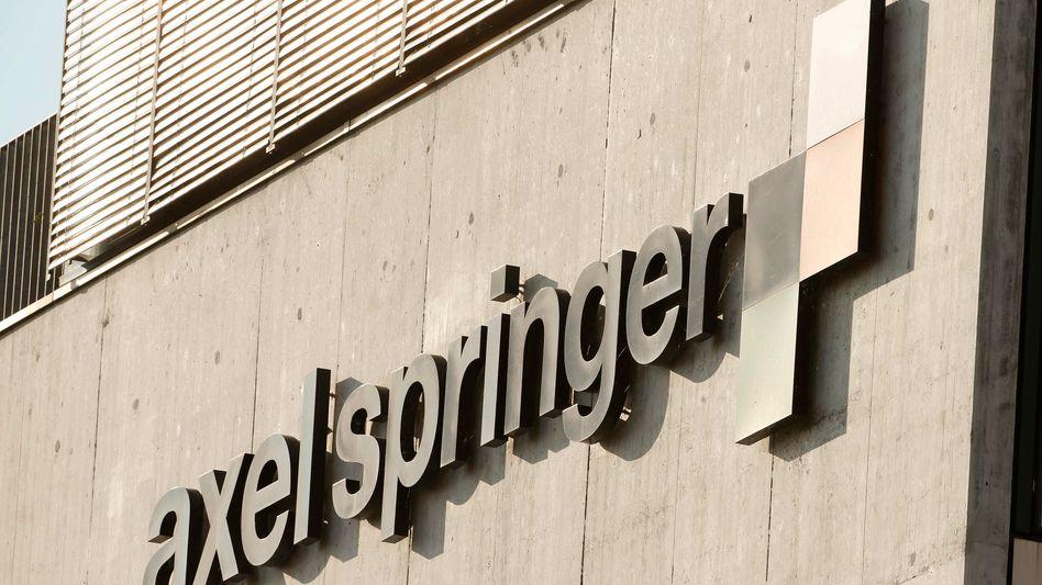 Axel Springer: Schafft sich die vierte Gewalt selbst ab?
