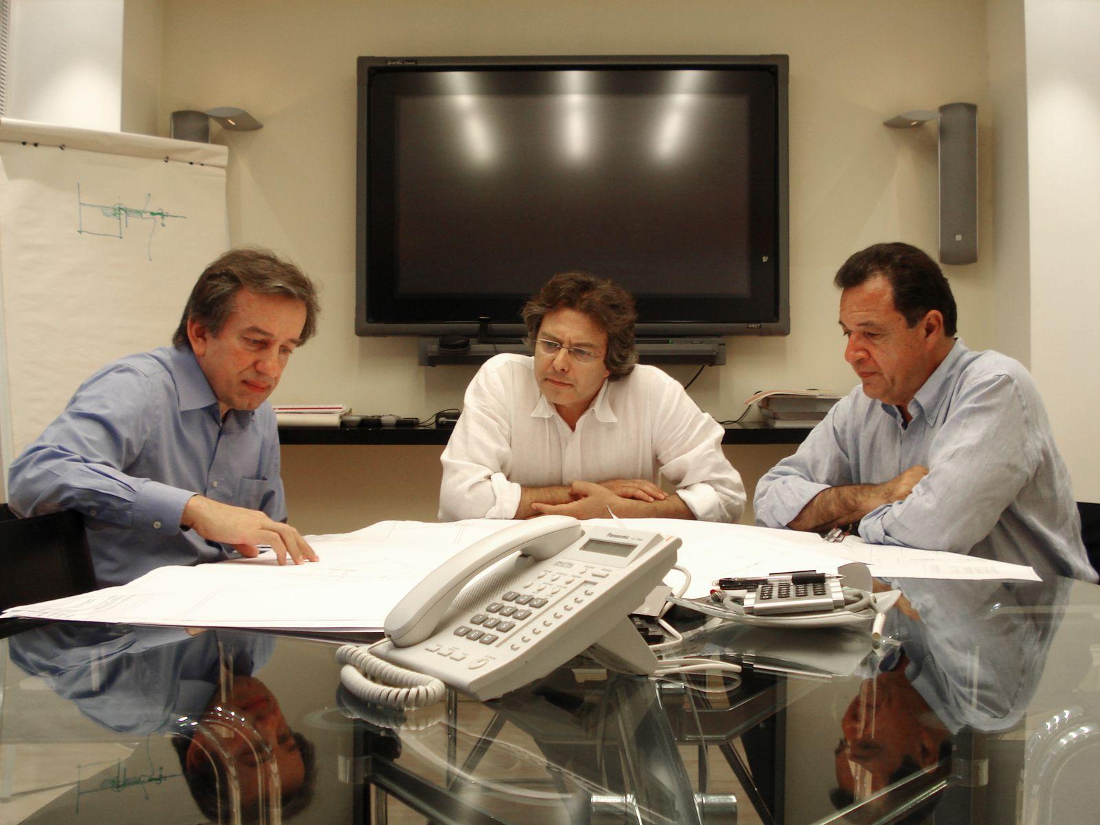 Griechische Unternehmer/ John Jannis Papagrigorakis/ Geschäftspa