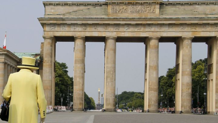 Queen in Deutschland: Der letzte Tag