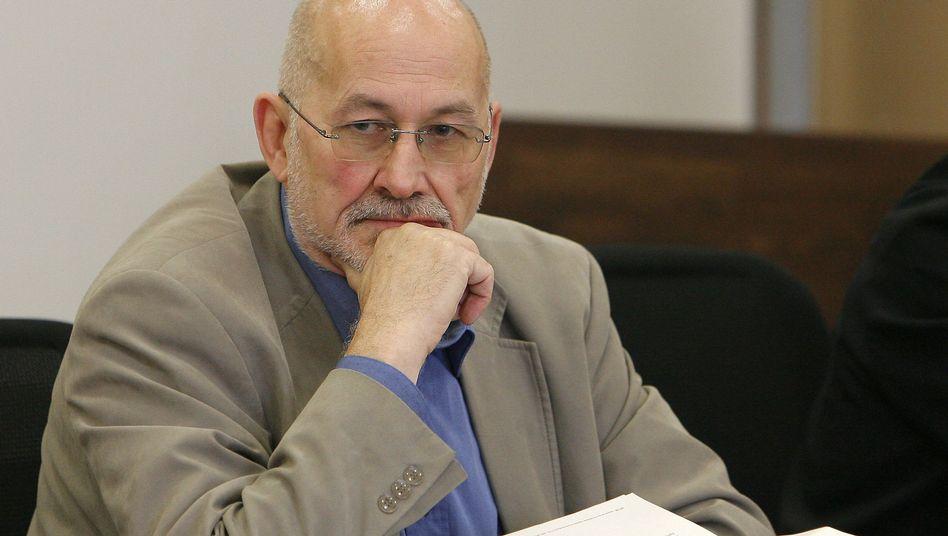 Horst Mahler vor Gericht