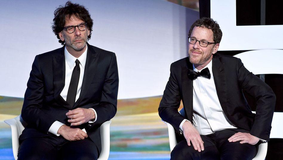 Joel und Ethan Coen (in Cannes): Ihr neuer Film wird die Berlinale 2016 eröffnen