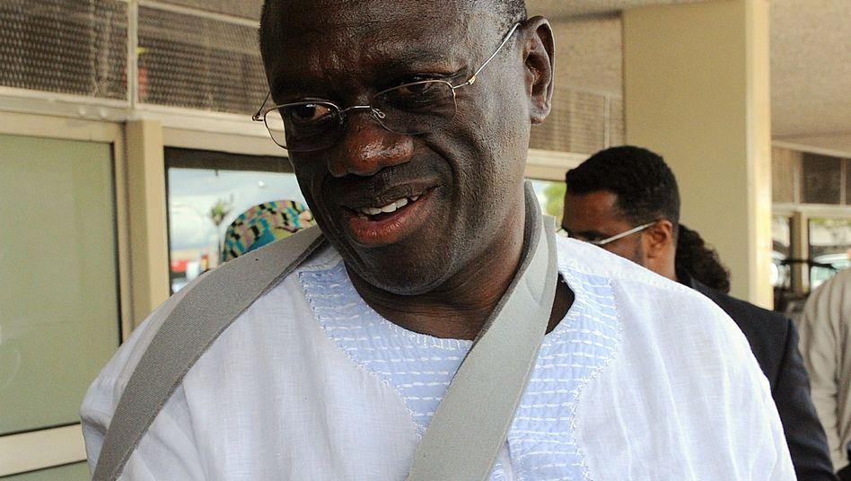 Ugandas Oppositionsführer Besigye: Einreise verweigert