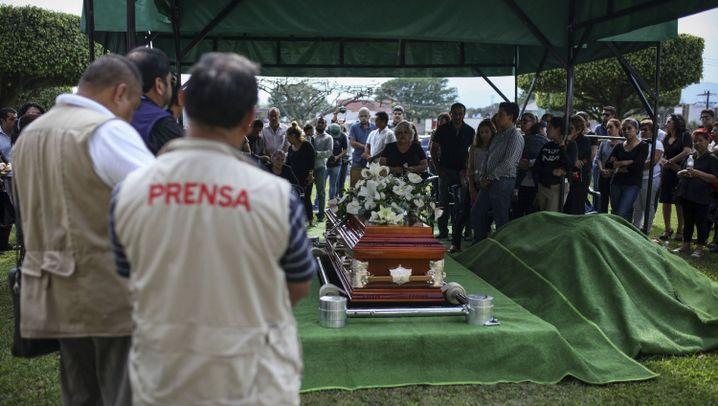 Pressefreiheit in Mexiko: Schweigen oder sterben