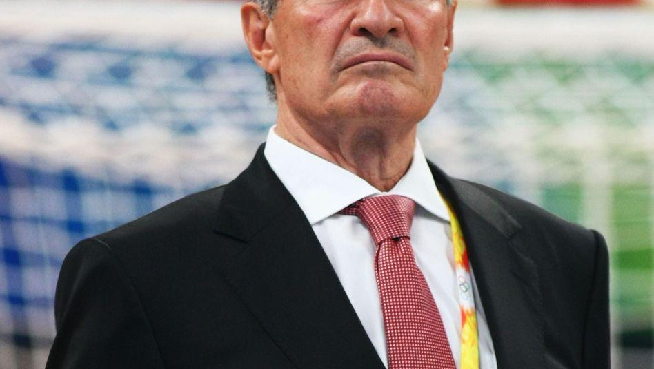 IHF-Präsident Hassan Moustafa