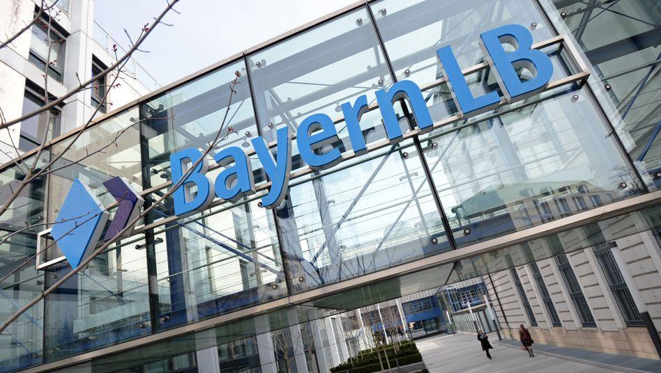Zentrale der BayernLB: Forderungen mitsamt Zinsen berechtigt