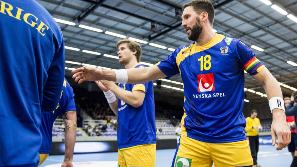 """Schwedens Kapitän Karlsson: """"Trage die Binde, bis mich jemand aufhält"""""""
