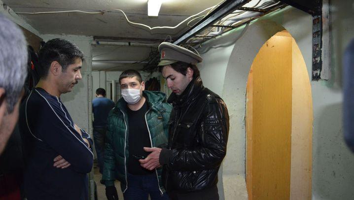 Russland: Bürgerwehr gegen Einwanderer