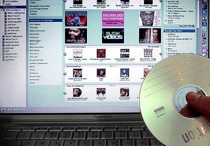 Itunes Music Store: Die schlafende Industrie