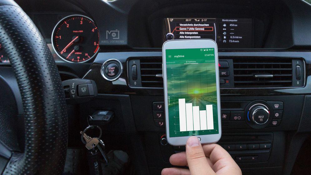 Effizienter Autofahren: Weg mit der Härte