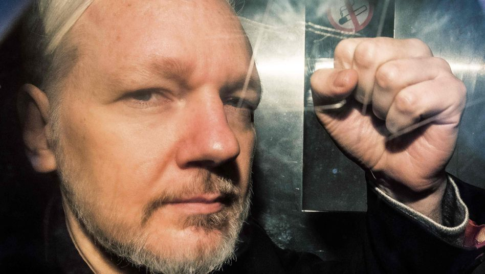 """""""Blick hinter den Vorhang erlaubt"""": WikiLeaks-Gründer Julian Assange"""