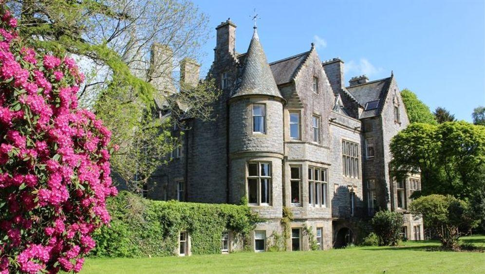 Schottland Schloss Zu Gewinnen Der Spiegel