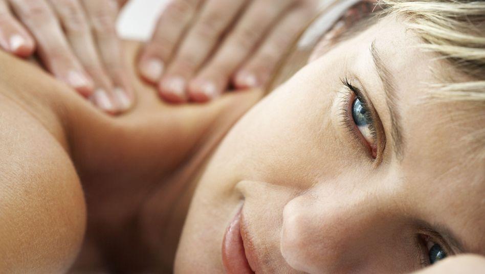 Massage: Eine von vielen Dienstleistungen, die sich im Internet eintauschen lässt
