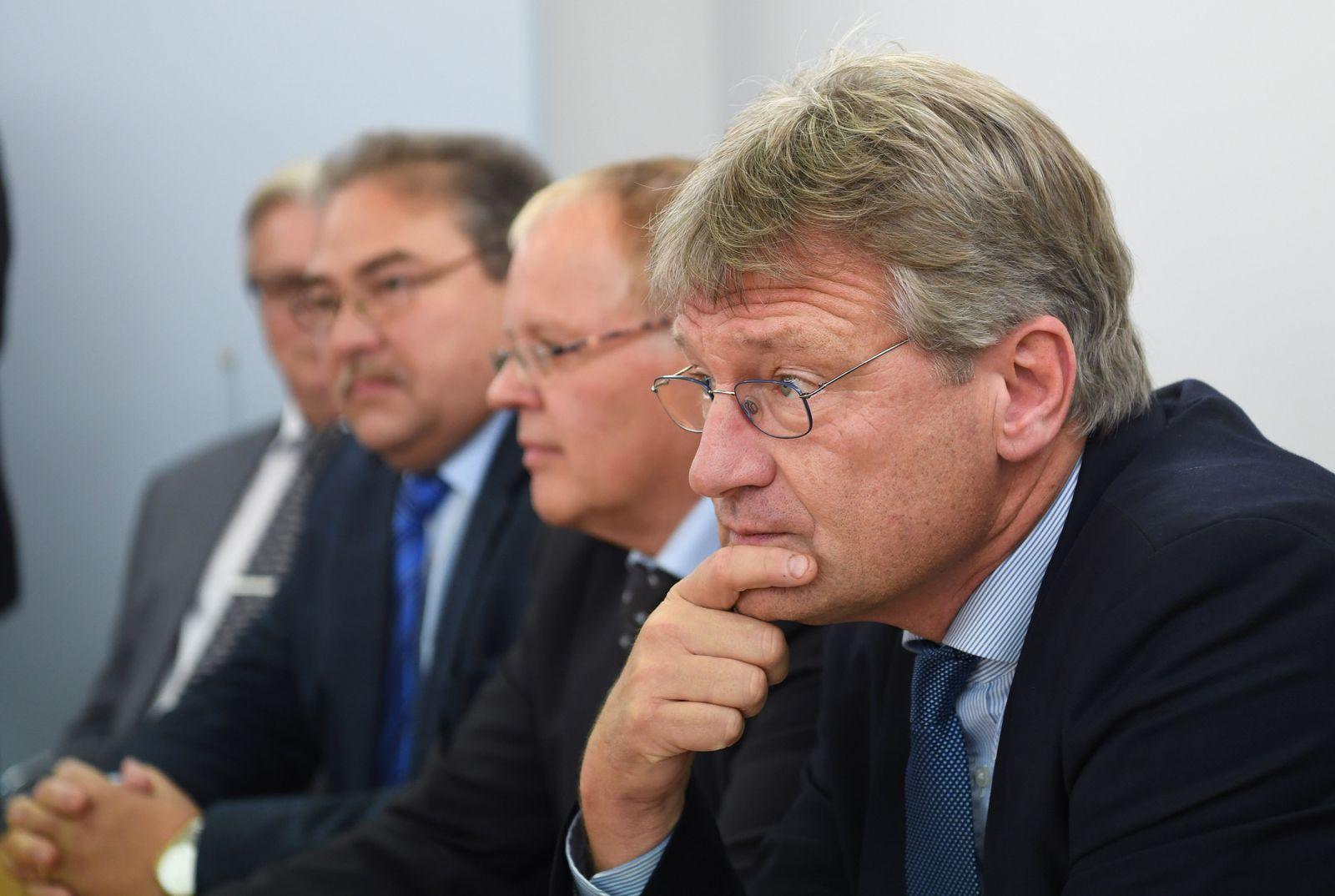 Jörg Meuthen / AfD