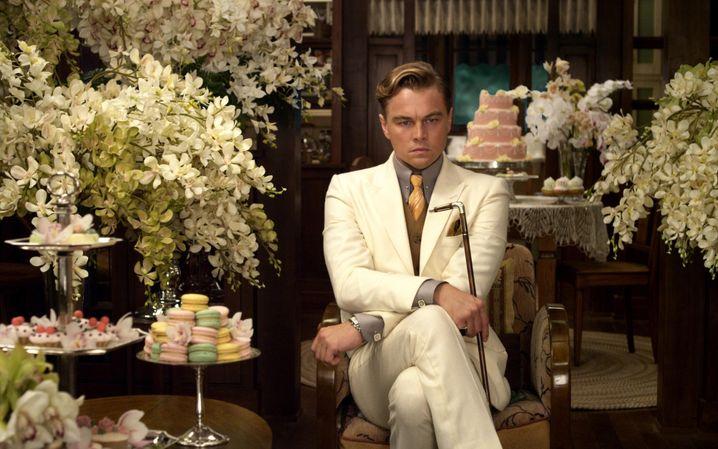 """Leonardo DiCaprio in """"Der große Gatsby"""": Die Party aller Partys"""