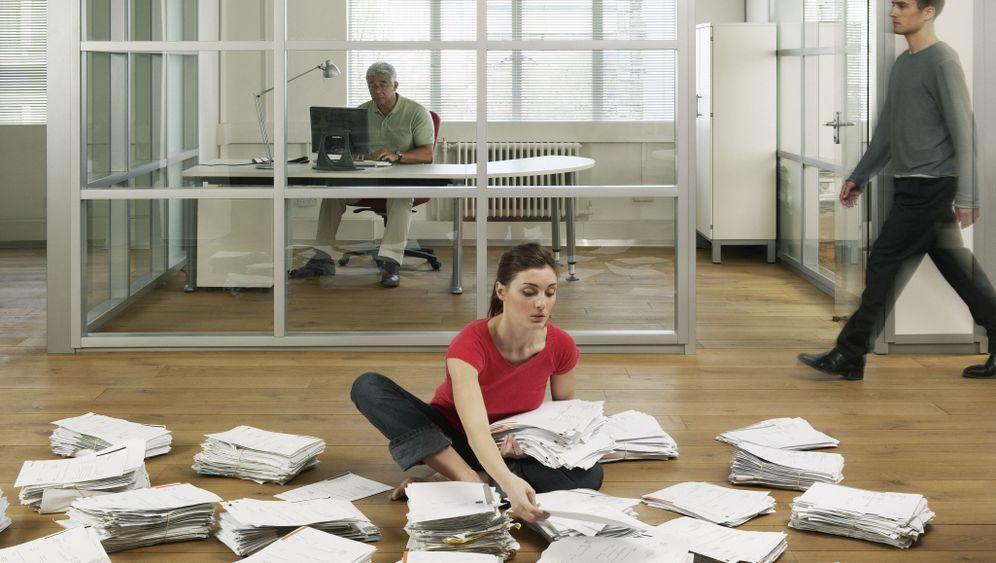 Stress in Deutschland: Immer auf Drehzahl oder total angeödet?