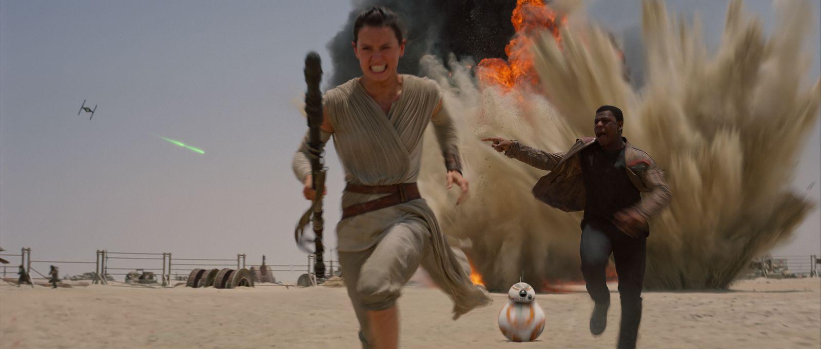 Star Wars: Episode VII/ Das Erwachen der Macht