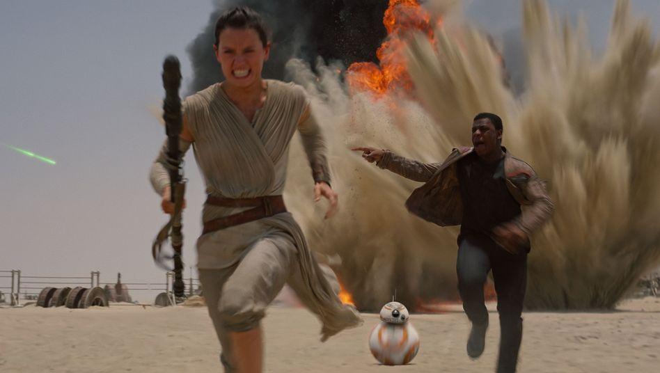 """Kampf um die Kinos: """"Star Wars"""" läuft wegen Disneys Verleihbedingungen nicht überall"""