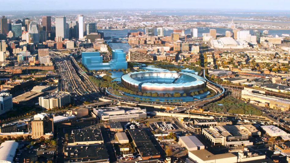 Olympia 2024 Bewerber Boston Gibt Details