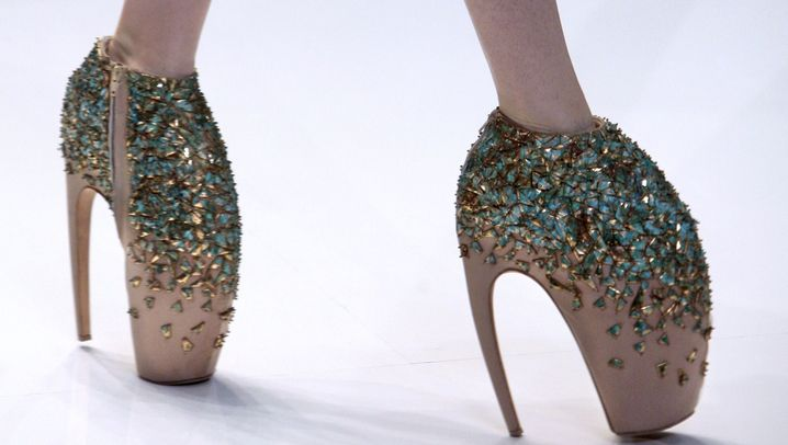 Alexander McQueen: Mut, Visionen, Provokation