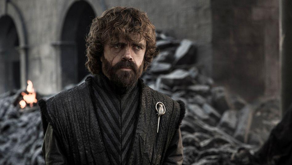 """Peter Dinklage als Tyrion Lannister in der finalen """"Game of Thrones""""-Folge"""